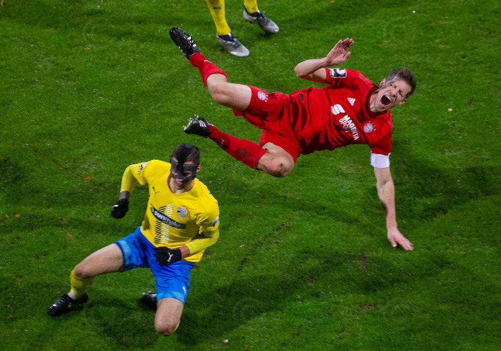 Bayern München II - Carl Zeiss Jena